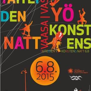 Taiteiden yö / Konstens natt2015