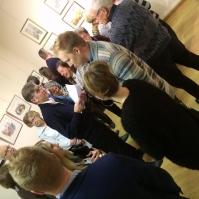 Vernissage Korsholms vuxeninstitut 3