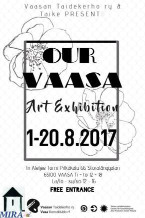 Our Vaasa 1.8-20.8.2017