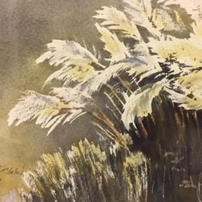 Taidekerhon Akvarelliryhmä & Vaasan Kansallisten Senioreiden Taidekerho14.11-3.12.2017