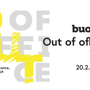 "Buorre ""Out of office"" ja Eila Mäkinen20.2-11.3.2018"