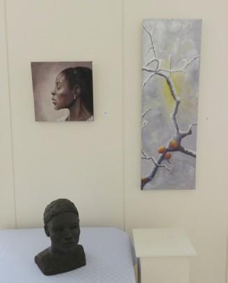 Pohjalaisten Taidekerhosten Yhteisnäyttely 2018